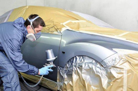 Полная покраска автомобиля кузова в баракамере одесса, п.котовского