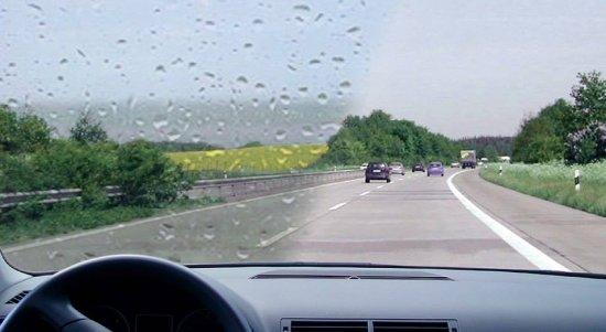 Защитное нанопокрытие стекол Антидождь