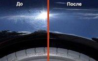 Полировка кузова автомобиля Volvo в Одессе